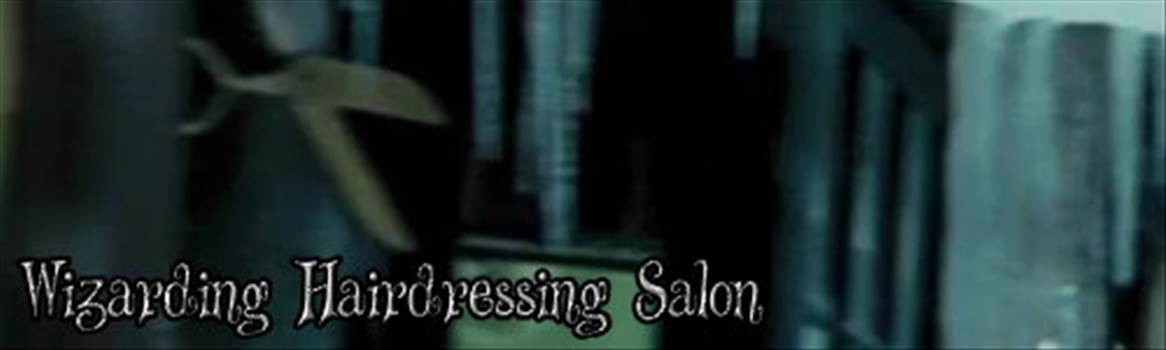 Wizarding hairdressing salon.jpg by CraftyQueen