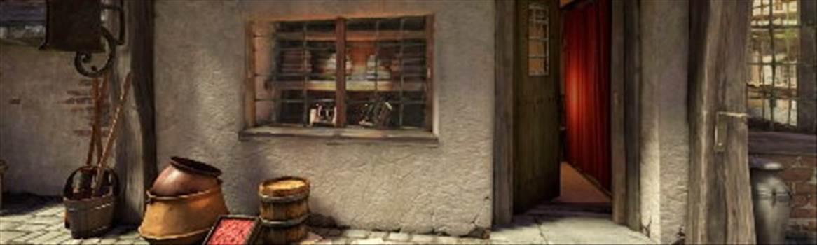Cadwallader's Cauldron Shop.jpg by CraftyQueen