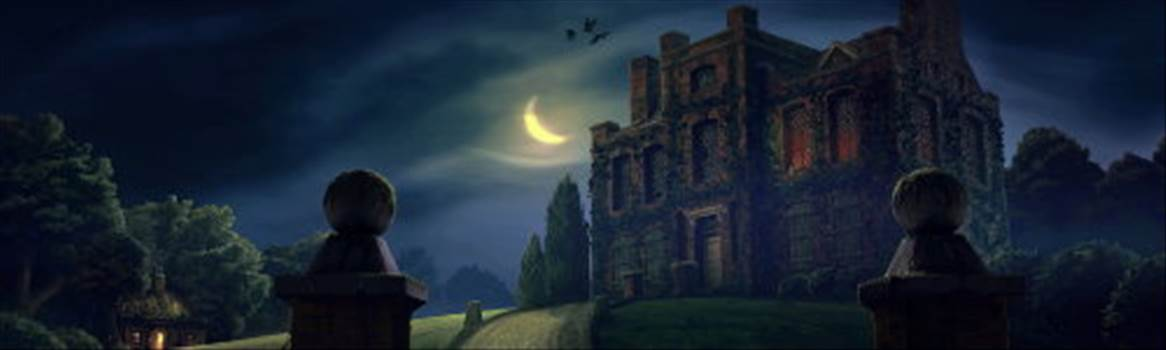 riddle house.jpg by CraftyQueen