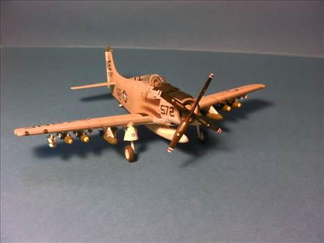 Skyraider 31.JPG by neil5208