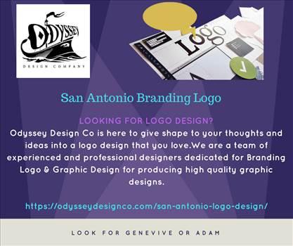 San Antonio Branding Logo.jpg by odysseydesign