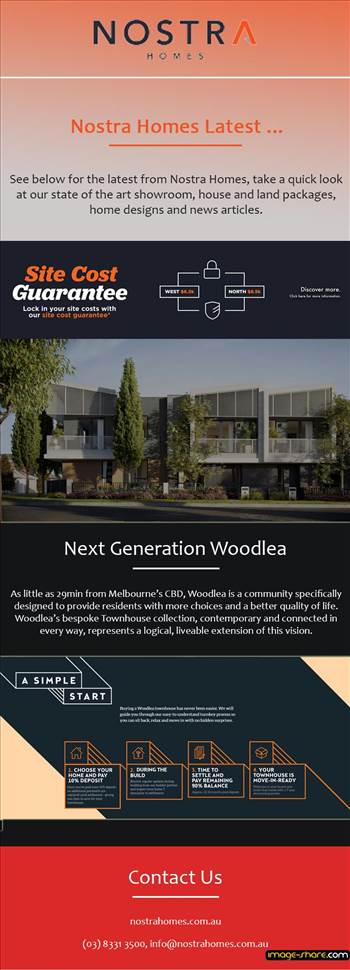 Builders Melbourne by Nostrahomes