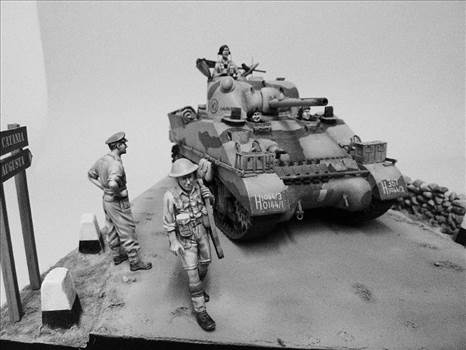 Sherman Vignette BW 3.JPG by GordonJ