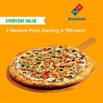 Dominos Offers by couponsdray19