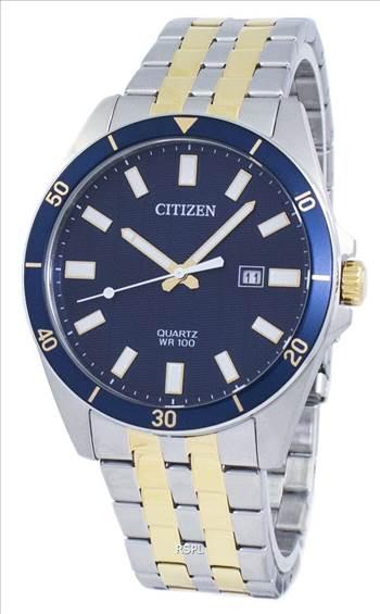 Citizen Analog Quartz BI5054-53L Men's Watch.jpg by citywatchesnz