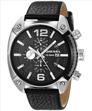 Diesel Overflow Quartz Chronograph DZ4341 Men's Watch.jpg by citywatchesnz