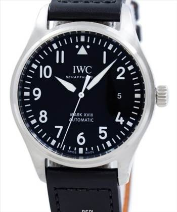 IWC Pilot's Mark XVIII Automatic IW327001 Men's Watch.jpg by citywatchesnz