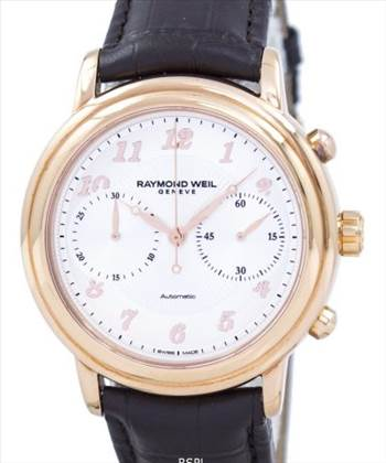 Raymond Weil Geneve Maestro Chronograph Automatic 4830-PC5-05658 Men's Watch.jpg by citywatchesnz
