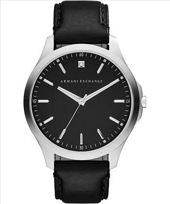 Armani Exchange Diamond Accent Quartz Men's Watch.jpg by citywatchesnz