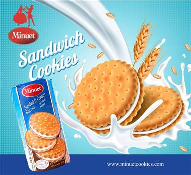 Great taste in every bite. Original Maria cookies biscuits at best prices only at minuetcookies.com! Thin, dry, round, slightly-sweet cookie pack per case: 3.17 oz / 90 g for all!  Know more: https://minuetcookies.com/product/the-original-maria-cookies-2