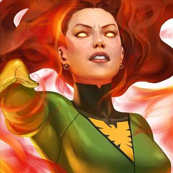 phoenix fire new marvel.jpg by AskaniPhoenix