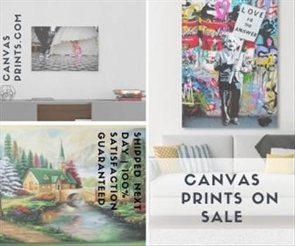 Canvas Prints On Sale.jpg by canvasprints