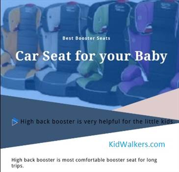 back booster car seat by dajuan11