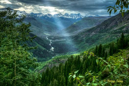 Glacier National Park June 2015  Ray beam 蘇光露現, 曜耀靈山.jpg by WPC-162