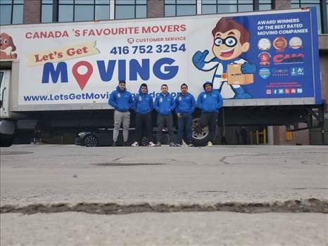 Best Moving Companies Toronto by LetGetsMoving