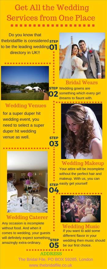 Get All the Wedding Services from One Place – The Bridal File.jpg by thebridalfile