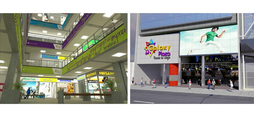 Local Comercial para Ropa y Calzado Galaxy Plaza Chorrillos