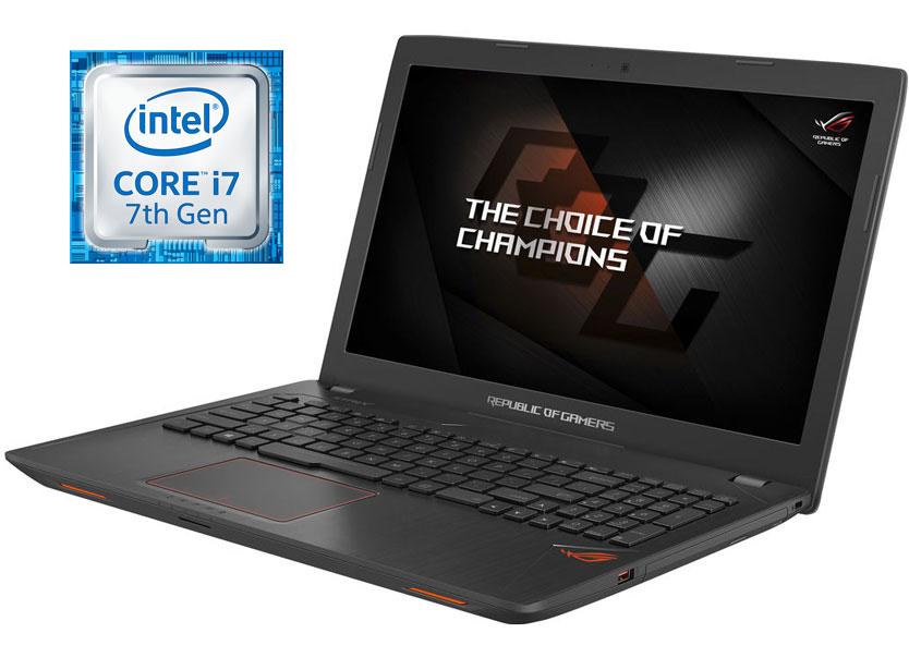 Laptop ASUS Core i7 7ma Generación