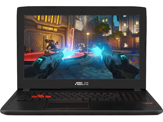"""Laptop Asus 15.6"""" Core I7 16gb 1tb + 256gb ssd 8gb Video"""