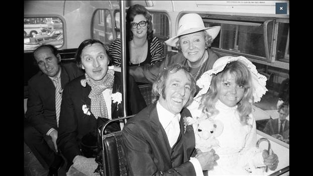 Bob Grant Wedding 1971.jpg by Arthur Pringle