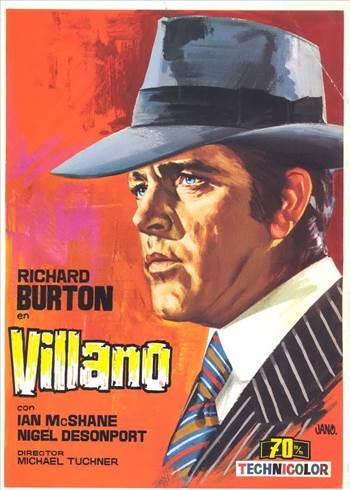 1971 - El gángster - Villain - tt0067952-001-186995-Español.jpg by Arthur Pringle