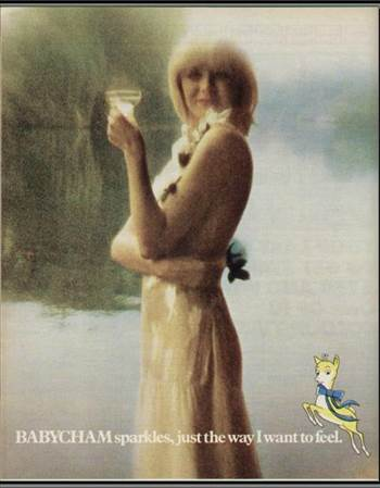 babycham.jpg by Arthur Pringle