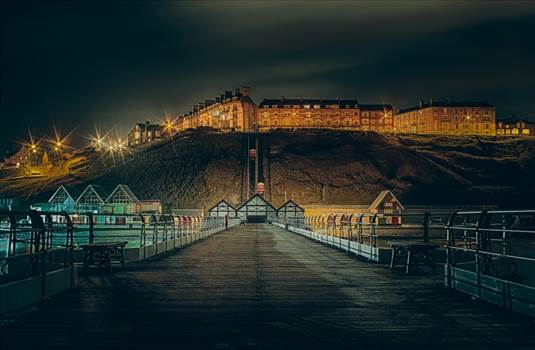 SaltburnPier.jpg by Tim Clay