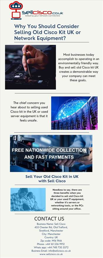 Why You Should Consider Selling Old Cisco Kit UK or Network Equipment.jpg by Sellcisco