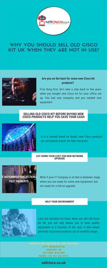 Why you should sell old Cisco kit UK when they are Not in Use.png by Sellcisco