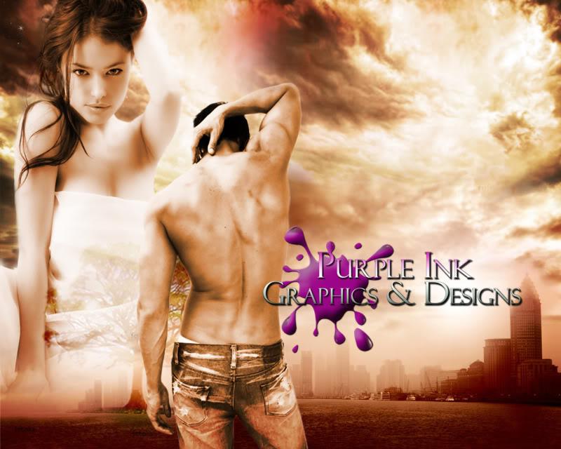 PurpleInk-Wallpaper-2.JPG  by tuesdaydube