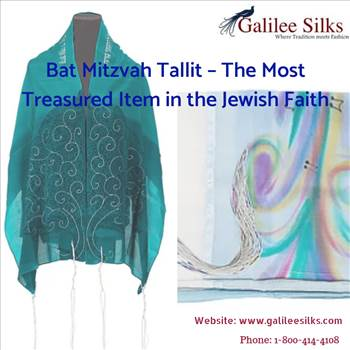 Bat Mitzvah Tallit – The Most Treasured Item in the Jewish Faith.jpg by amramrafi