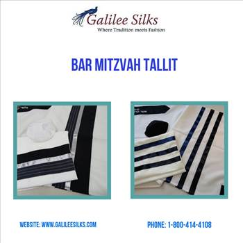 Bar mitzvah tallit.gif - Find the best Bar Mitzvah Tallit collection only from galileesilks that will surely make the occasion memorable and your child happy. For more details, visit: https://www.galileesilks.com/collections/bar-mitzvah-tallit
