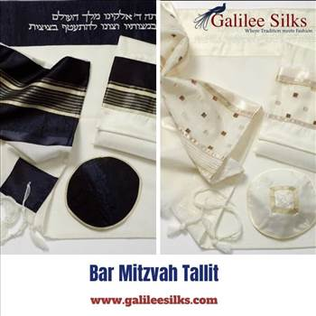 Bar mitzvah tallit - Our lives are definitely filled with various ceremonies. In the lives of Jewish boys, Bar Mitzvah is definitely one of the most significant ceremonies. For more details, visit: https://bit.ly/35b0h9o