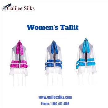 Women\u0027s Tallit - A lot of women are in search for colorful designs and elegant tallits. So if you are also searching for the best tallits then just visit us at Galilee Silks. For more details, visit: https://www.galileesilks.com/collections/womens-tallit-1