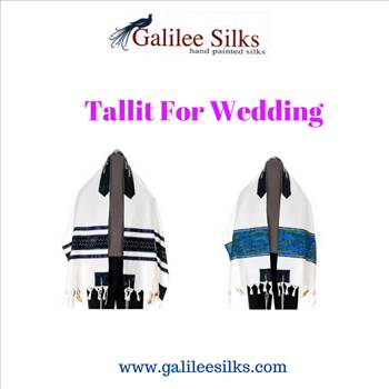 tallit for wedding.gif by amramrafi