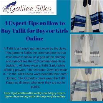 4 Expert Tips on How to Buy Tallit for Boys or Girls Online.jpg by amramrafi