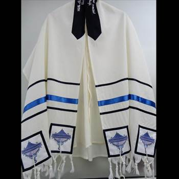 Bar mitzvah tallit.png - Find the best Bar Mitzvah Tallit collection only from galileesilk that will surely make the occasion memorable and your child happy.  For more details, visit: https://www.galileesilks.com/category/catalog/tallit/bar-mitzvah/