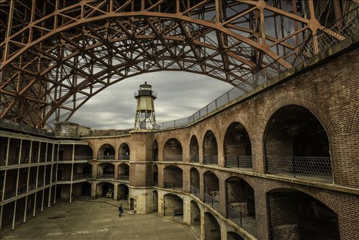 Fort Point Bunker by Dawn Jefferson