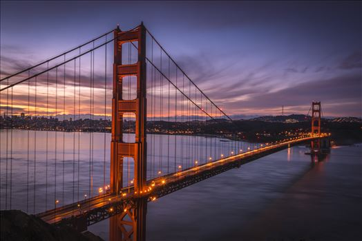 Dawn at the Golden Gate by Dawn Jefferson