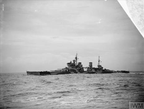 KGV at sea Oct42 IWM A 12335.jpg by jamieduff1981