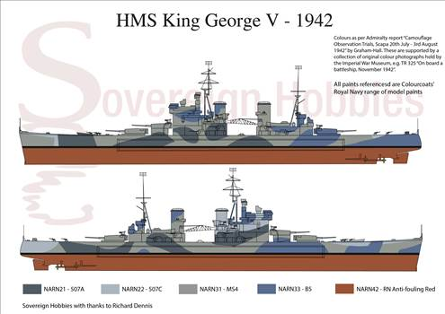 HMS King George V 1942 final.jpg by jamieduff1981