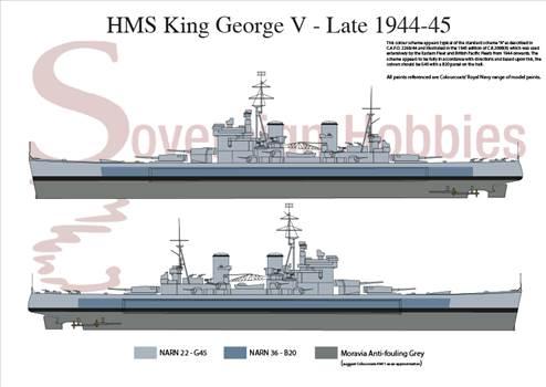 HMS King George V 1944.jpg by jamieduff1981