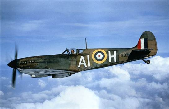 P144_Spitfire_MH434_in_flight_side_profile.jpg by jamieduff1981