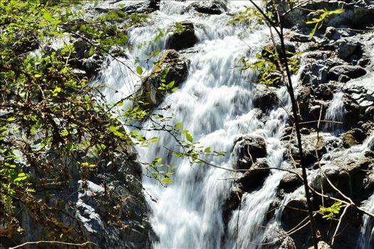 Englishman river falls by Alana