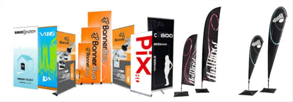 Portable Banners and Portable Display Systems by Davesymon