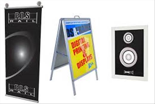 Display Banner Stands by Davesymon