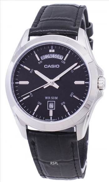 Casio Analog Black Dial MTP-1370L-1AVDF MTP-1370L-1AV Mens Watch.jpg by citywatchesir