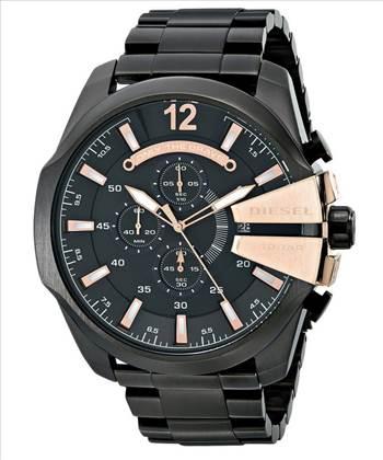 Diesel Quartz Chief Chronograph Black Dial DZ4309 Men's Watch.jpg by citywatchesir