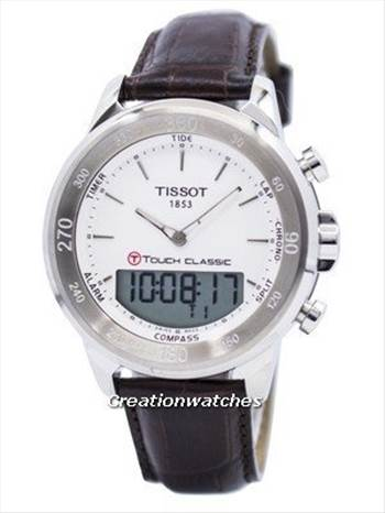 Tissot T-Touch Classic Analog-Digital T083.420.16.011.00 T0834201601100 Men's Watch.jpg by creationwatchesnew