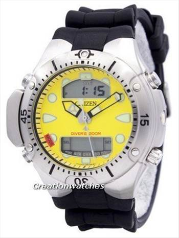 Citizen Aqualand Promaster Diver's 200M JP1060-01X Men's Watch.jpg by creationwatchesnew